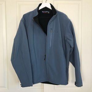 Marmot Dusty Blue Soft Shell Shield Jacket